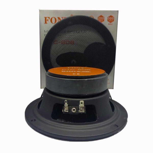 Ηχεία Iron Wolf Fony 6.5 Inch CTC606