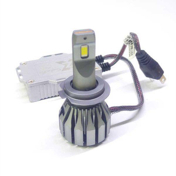 Εμπρόσθια Φώτα Αυτοκινήτου 6400LM H4 LED FULL CANBUS
